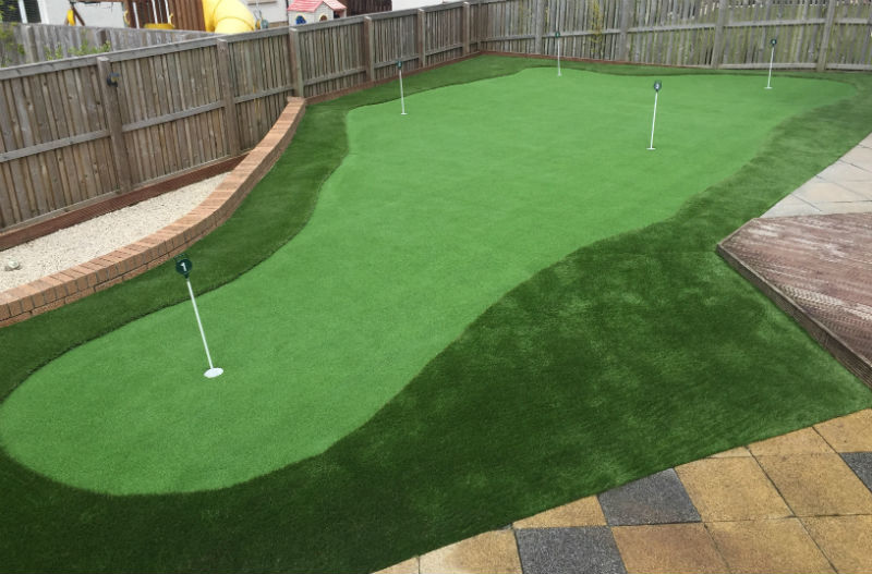 5 Reasons Why You Need A Border Or Edging Around Artificial Grass